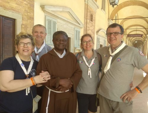 I Foulard bianchi a Loreto