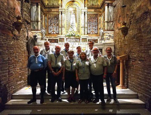 FB Lombardia in servizio a Loreto 2019