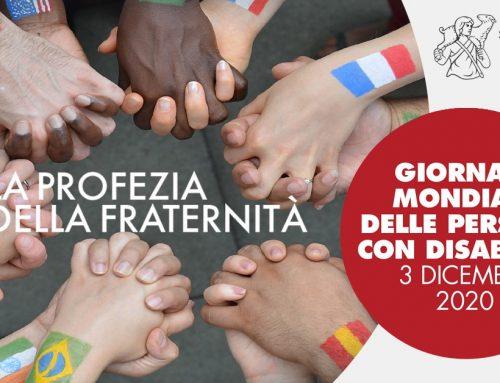 Giornata mondiale delle persone con disabilità – 3 dicembre 2020