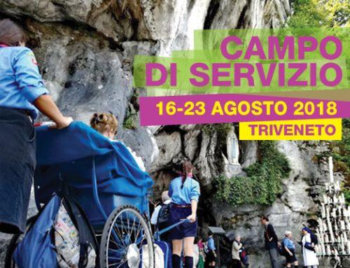 Lourdes 16-23 agosto 2018