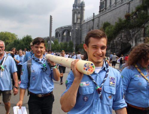 Campo di servizio a Lourdes 2/10 agosto 2019