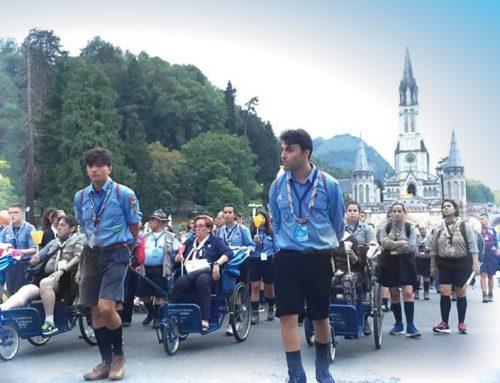Lourdes 22-29 luglio 2018