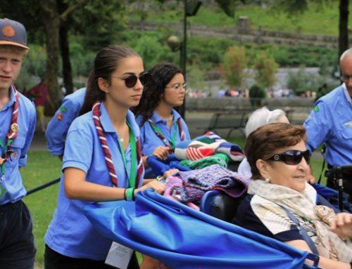 Treno scout a Lourdes 27 luglio – 3 agosto 2019