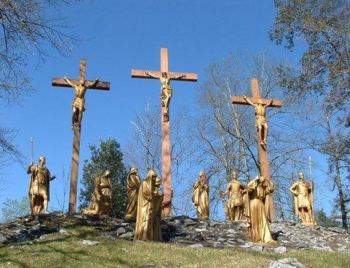 Via Crucis 2021 – Comunità Foulard Bianchi Triveneto